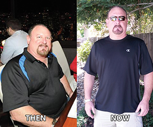 Vince personal training results in Sacramento, CA