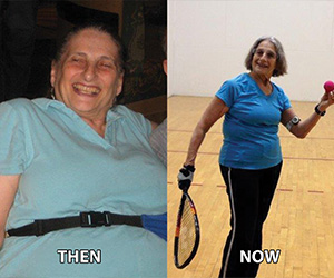 sacramento personal training before and after