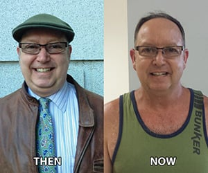 personal training sacramento before and after