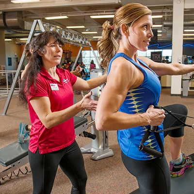 Personal Training at Cal Fit Sacramento