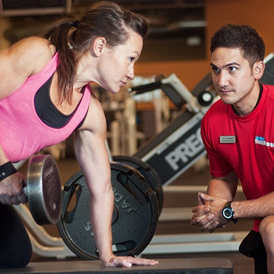 muscle building personal training in Sacramento