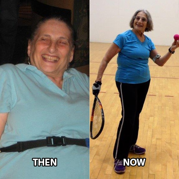 elk grove ca personal training success before & after photos