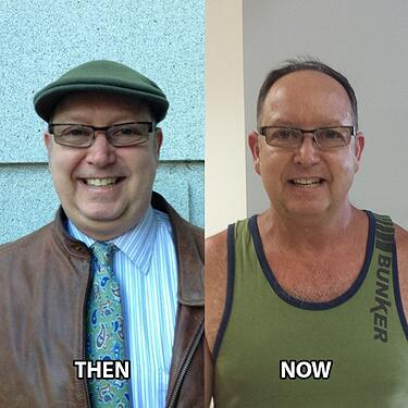sacramento personal training success before & after photos