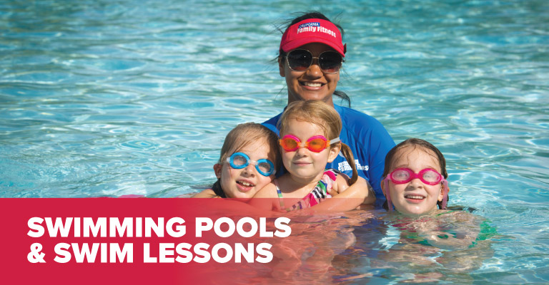 Swimming Pools & Swim Lessons