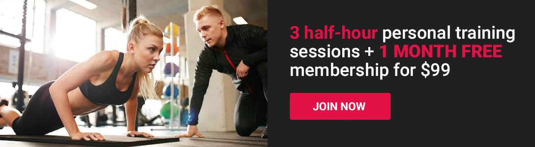 sacramento personal training offer with gym membership