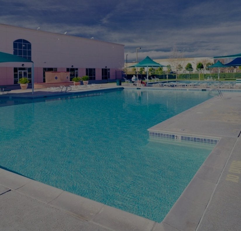 cal fit elk grove gym with pool