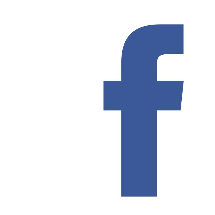 facebook icon - leave a review for cal fit folsom gym