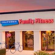 cal fit on howe ave sacramento