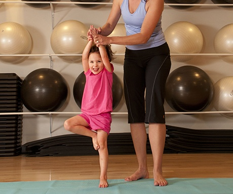 elk grove family yoga classes