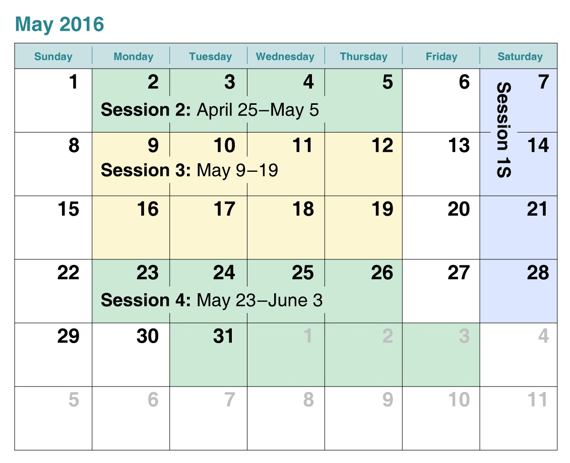 Sacramento swim lessons schedule for May