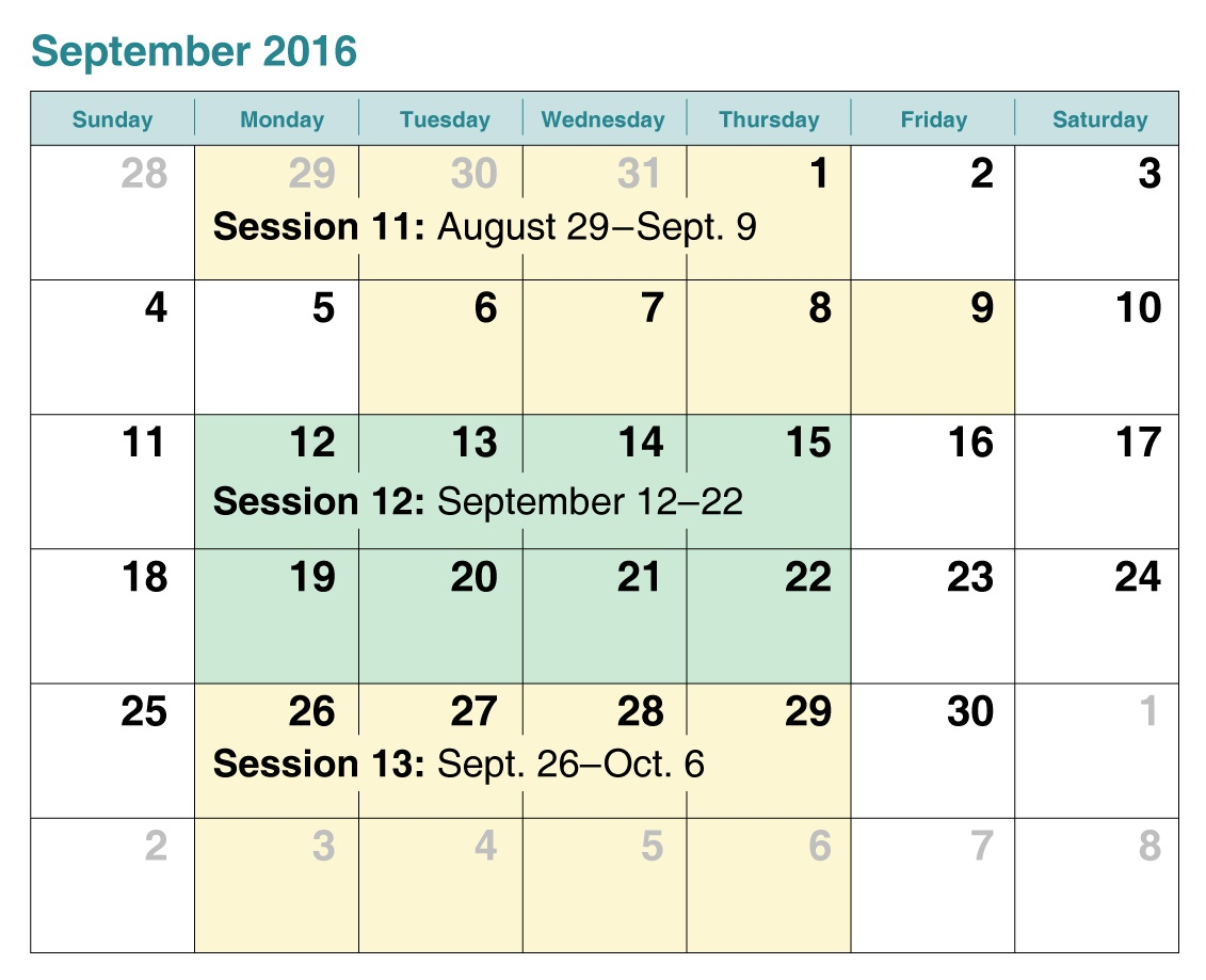 September swim lessons schedule folsom ca