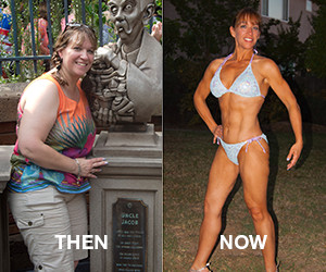 sacramento personal training success story lesley