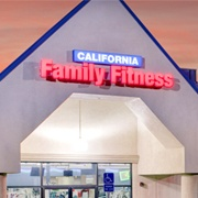 Cal Fit Carmichael, CA gym