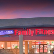 Citrus heights gym