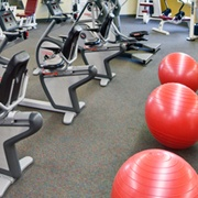 Sacramento Functional Training Room