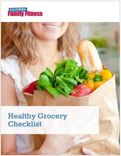 Healthy Grocery Checklist