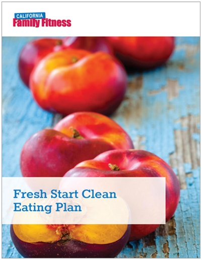 Fresh Start Clean Eating Plan